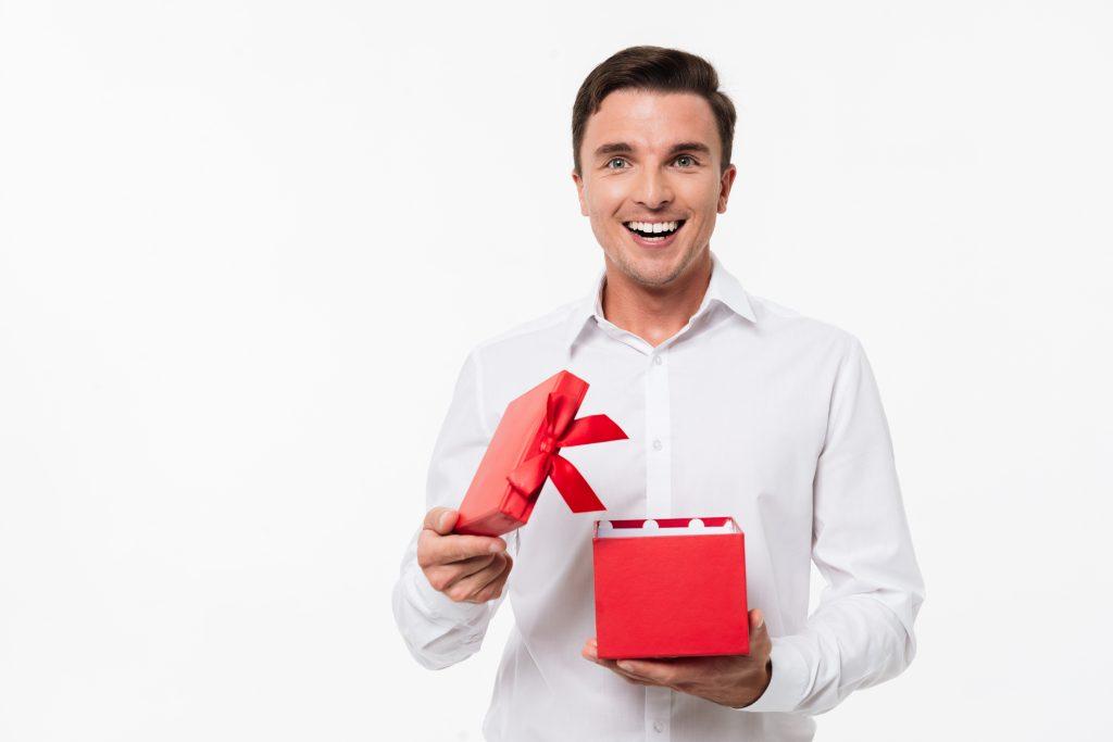 cadeau pour son copain