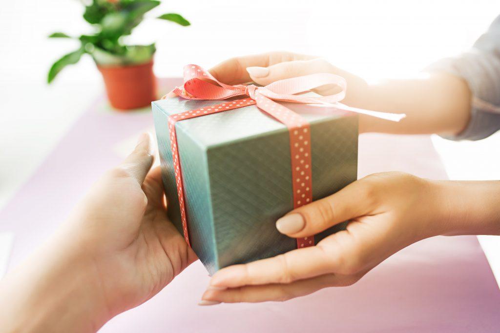 un cadeau pour faire plaisir